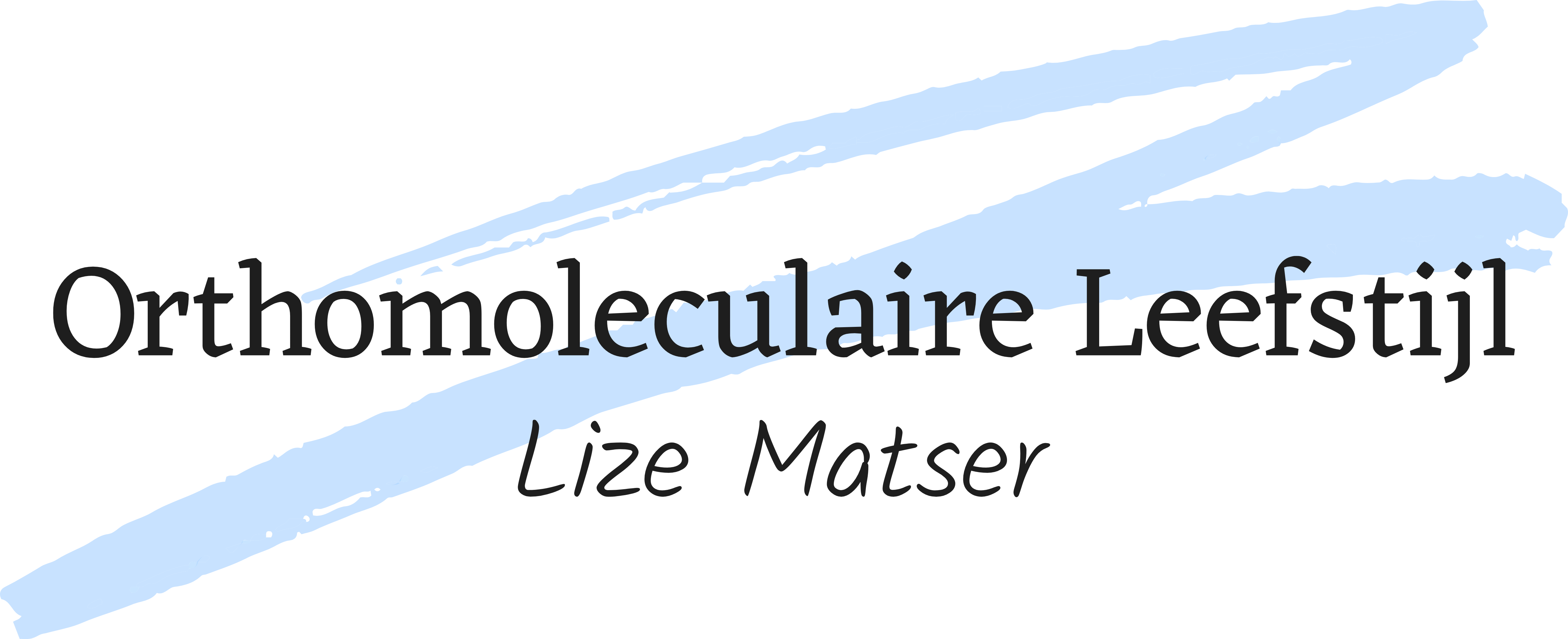 Orthomoleculaire Leefstijl door Lize Matser
